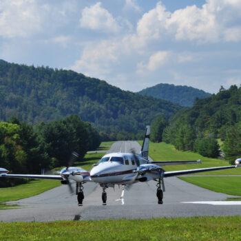 private airstrip at elk river in banner elk