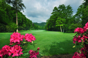 jack nicklaus golf course in mountains of north carolina