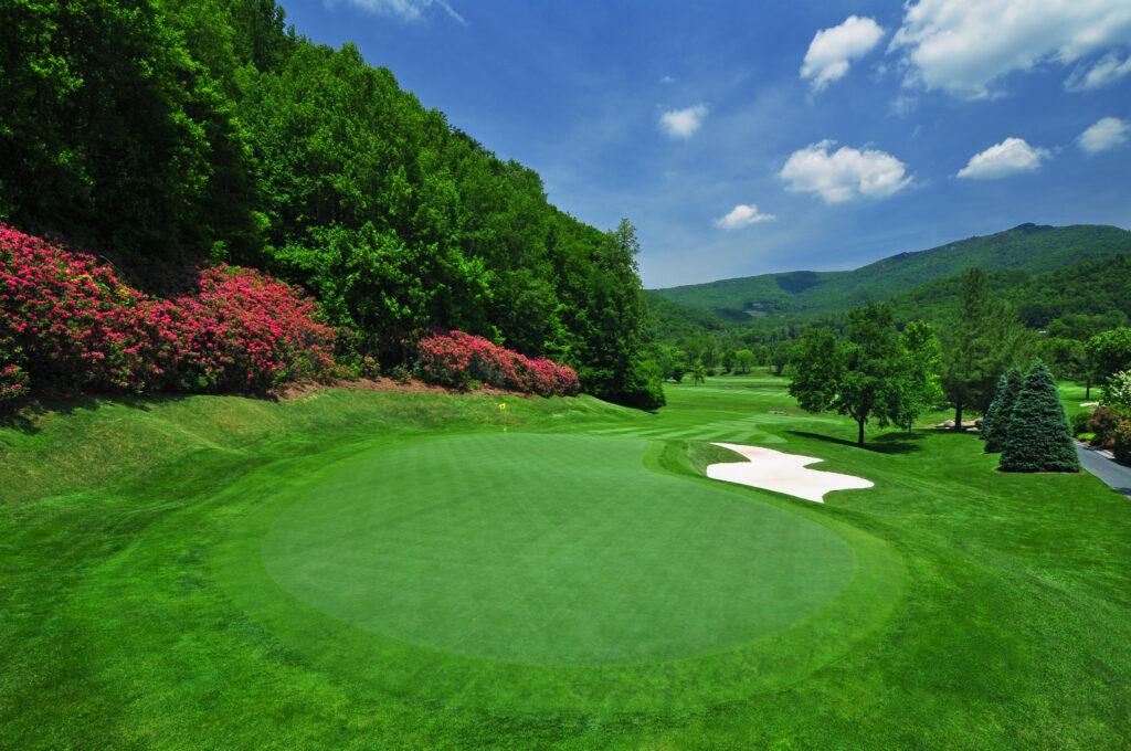 jack nicklaus golf course in north carolina, elk river club banner elk, nc