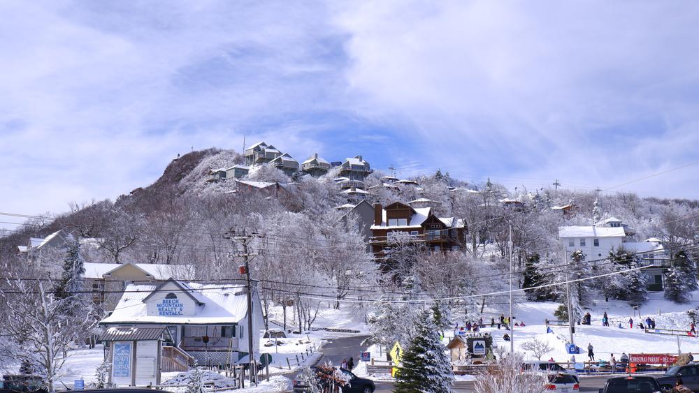 beech mountain, banner elk, north carolina